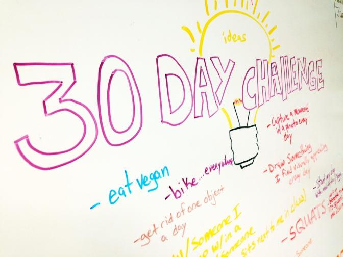 Experience the 30-Day Challenge