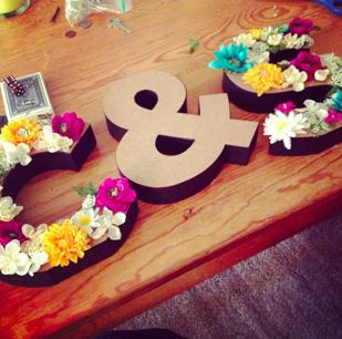 Floral Fun DIY