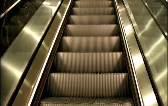 The Escalator Monster