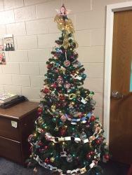 TAD's 2017 Christmas Tree